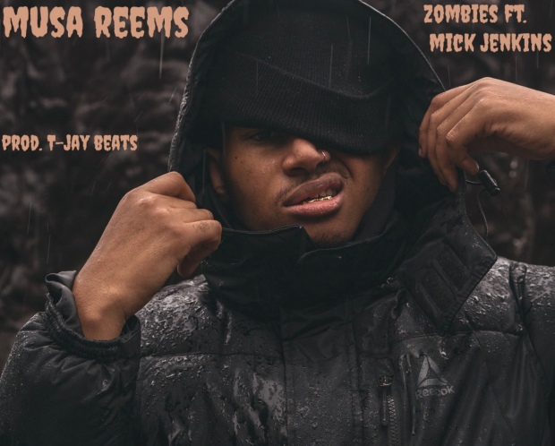 Musa Reems - Zombies (ft. Mick Jenkins) Cover Art